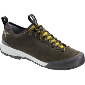 Arc'teryx M's Acrux SL Leather Approach Shoes Deep Iguana/Antique Moss